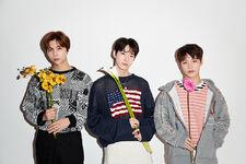 Taeil Johnny Doyoung Vivi Magazine (June 2019) 6