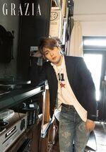 Jaehyun grazia 7