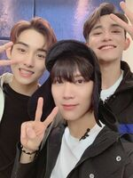 Winwin, Ten & Lucas Jan 20, 2019
