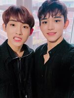 Winwin & Lucas Dec 25, 2018 (2)