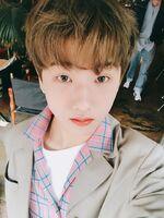 Jisung april 27, 2019