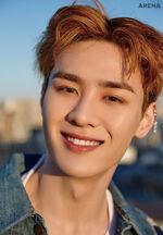 Kun (Arena Homme May 2018) 3
