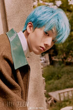 Jisung (Chic Teen October 2017 Issue)
