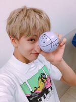 Jisung May 8, 2018