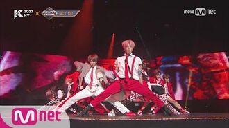 KCON NY NCT 127 - INTRO Cherry Bomb ㅣ KCON 2017 NY x M COUNTDOWN 170706 EP.531
