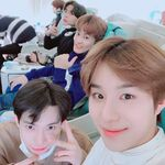 Johnny, Mark, Doyoung & Jungwoo Jan 18, 2019