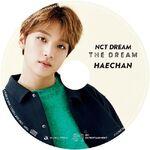 NCT Dream The Dream Haechan CD