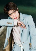SMTOWN Naver Blog Update - Awaken (Jaehyun)