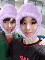 Doyoung & Jungwoo Dec 16, 2018 (3)
