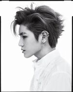 Taeyong (Vogue March 2018 Issue)