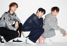 Taeil Johnny Doyoung Vivi Magazine (June 2019) 2