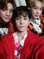 Jeno, Doyoung & Chenle Dec 28, 2018