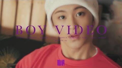 NCT 127 BOY MARK VIDEO