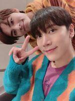 Xiao Jun & Ten Jan 22, 2019