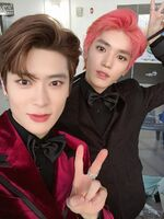 Jaehyun & Taeyong Jan 15, 2019