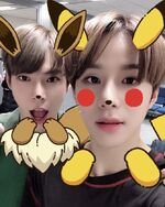 Doyoung & Jungwoo Dec 16, 2018