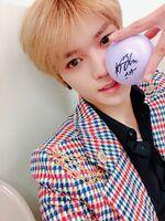 Taeyong May 8, 2018