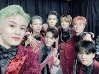Jaehyun Mark Jeno Renjun Jaemin Chenle Jisung December 25, 2019