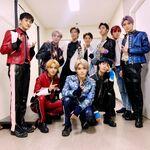 NCT 127 + UKNOW June 14, 2019