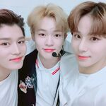 Taeil, Chenle & Jungwoo Jan 21, 2019