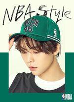 Johnny (NBA Style Korea)