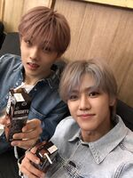 Jaemin Jisung August 4, 2019