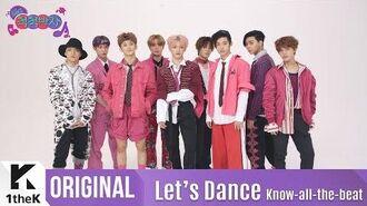 Let's Dance NCT 127 Cherry Bomb