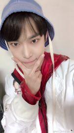 Doyoung april 2, 2019