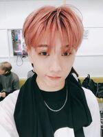 Jisung August 2, 2019 (2)