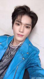 Taeyong april 2, 2019