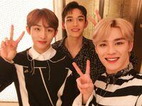 Winwin, Lucas & Kun Nov 9, 2018