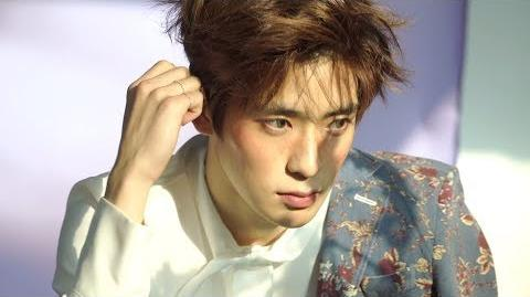 N'-17 BEHIND THE POETIC JAEHYUN