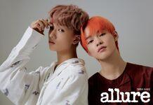 Chenle Jisung Allure Sept2019