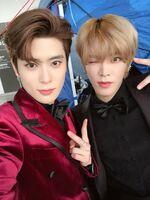 Jaehyun & Yuta Jan 15, 2019