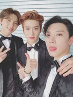 Johnny, Jaehyun & Ten Dec 25, 2018 (2)