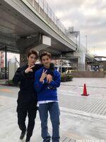 Jaehyun mark april 19, 2019 1