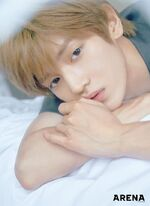 Taeyong (Arena Homme August 2018)