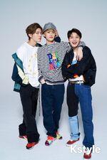Taeil Yuta Mark Kstyle (April 2019) 1