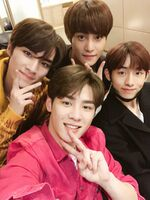 Hendey, Yangyang, Ten & Winwin Jan 22, 2019