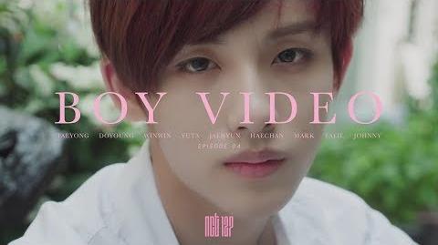 NCT 127 BOY WINWIN VIDEO