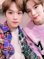 Haechan & Jungwoo Nov 22, 2018