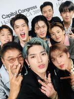 NCT 127 + Sooman August 7, 2019 (2)