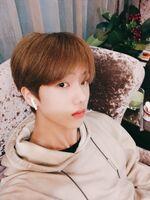 Jisung may 21, 2019