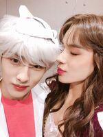 Winwin & Jungwoo Oct 31, 2018 (2)