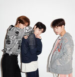 Taeil Johnny Doyoung Vivi Magazine (June 2019) 1