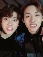Jaehyun & Winwin Dec 28, 2018