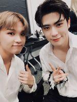 Jaehyun Haechan September 28, 2019 (1)