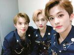 Winwin Jungwoo Mark February 25, 2018 (2)
