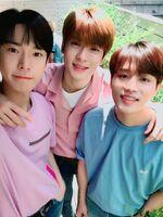 Taeil Doyoung Jaehyun June 4, 2018