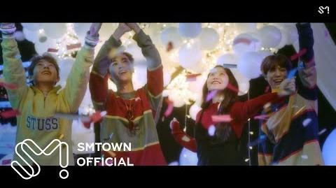 STATION 3 예리X런쥔X제노X재민 'Hair in the Air (Trolls The Beat Goes On Theme)' MV